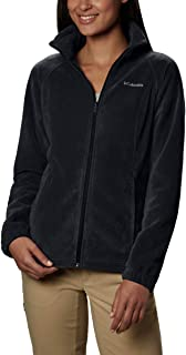 Columbia Women's Benton Springs Full Zip Jacket, Soft...
