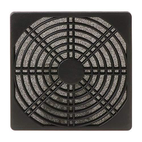 WT-YOGUET Protector de filtro de polvo para ventilador de 120 mm a prueba de polvo para PC Compute