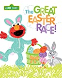 The Great Easter Race!: A Springtime Sesame Street Story with Elmo, Cookie Monster, Big Bird and Friends! (Easter Basket Stuffers for Toddlers and Kids) (Sesame Street Scribbles Book 0)