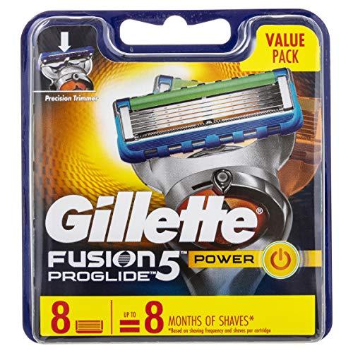 Gillette 43145 Fusion Proglide Power Cuchilla de Afeitar - 5 g