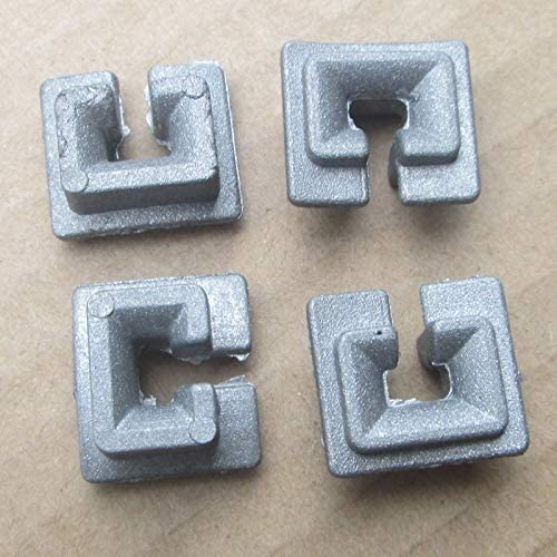 Corolado Charlotte Mall Spare Parts 10X String Slee Eyelet Trimmer Square Head excellence