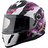 LS2 FF392 Junior Flutter Full Face Street Motorcycle Helmet...