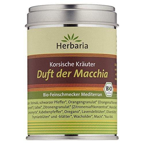 """Herbaria \""""Duft der Macchia\"""" Korsische Kräuter, 80g"""