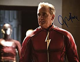 JOHN WESLEY SHIPP (Flash) 8x10 Celebrity Photo Signed In-Person