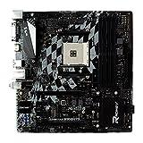 Biostar Super Racing Game Computer Motherboard B350gt3 for AMD Ryzen 1700X 1800X Micro-ATX Ddr4 7 Hi-Fi 7 Power