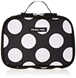 Han'nafura (Hanna Hula) bolsa de pañales (multi-bolsa) punto negro