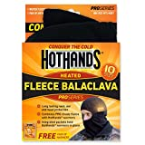 HotHands Heated Balaclava Head & Neck Warmer (Black)
