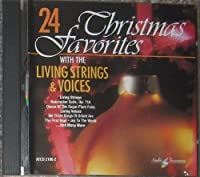 24 Christmas Favorites with the Living Strings & Voices (1991-05-03)