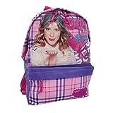 Zaino scuola e tempo libero Violetta Disney - Fancy Collage