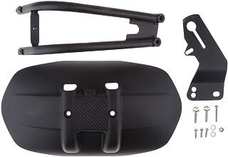 Shiwaki Metall Retro Kotfl/ügel Hinten Schutzblech f/ür Chopper Bobber Motorrad Modifizierte