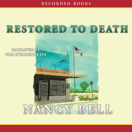 Restored to Death audiobook cover art