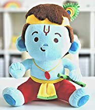 Baby Krishna (10 inch) Mantra Singing Plush Toy
