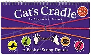 Klutz Cat's Cradle Book Kit- Multicolor, 9.44