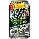 サントリー -196℃ ストロングゼロ ビターレモン(350ml×24本)×3箱