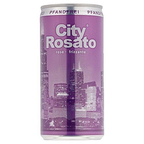 City Rosato Frizzante halbtrocken (1 x 0.2 l)