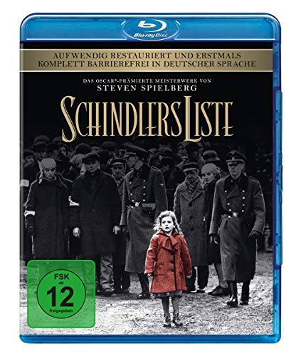 Schindlers Liste - Remastered [Blu-ray]