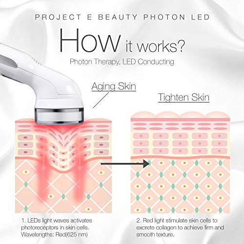 Project E Beauty Light Therapy Device