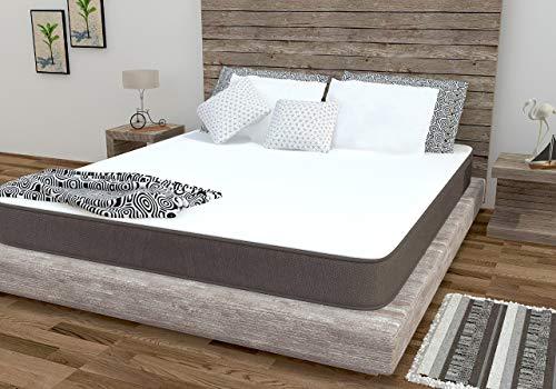 Wake-Up Memory Foam Mattress (72x30x5 Inch)