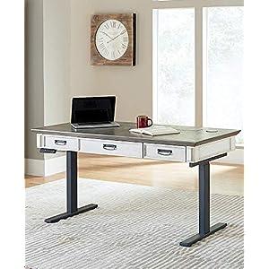 51ADimI-lAL._SS300_ Coastal Office Desks & Beach Office Desks