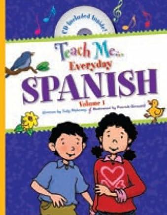 Teach Me Everyday Spanish: 1