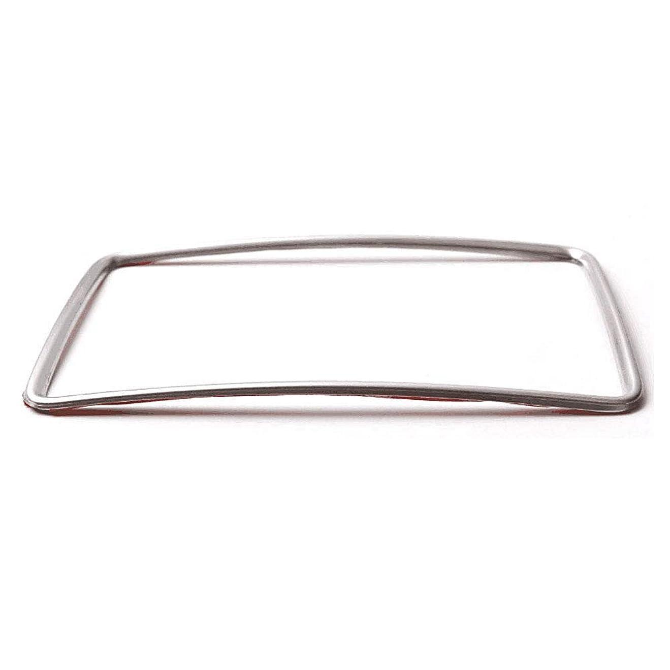 クライストチャーチ理解する下にJicorzo - Rear Armrest Box Air Conditioner Vent Cover Trim Interior Car Styling Sticker For Mercedes Benz GLA X156 CLA A B Class 2014-2015