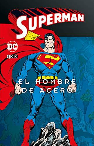 Superman: El Hombre De acero Vol. 1 De 4 (Superman Legends) (Superman: El hombre de acero (O.C.))