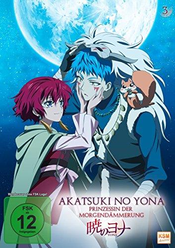 Akatsuki no Yona - Prinzessin der Morgendämmerung - Volume 3: Episode 11-15 [DVD]