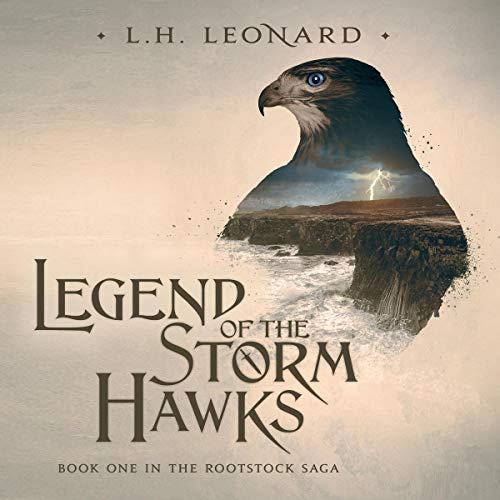 Legend of the Storm Hawks  By  cover art