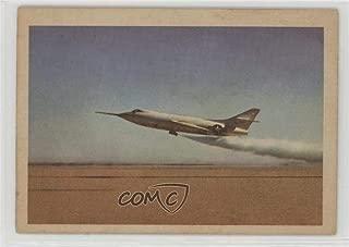 Douglas D-558-2 Skyrocket (Trading Card) 1957 Oak Manufacturing Airplanes - R724-1#DOSK