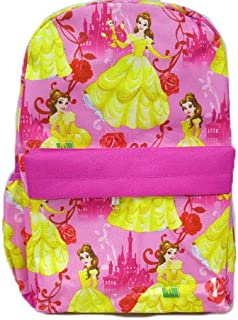 beauty and the beast school bag