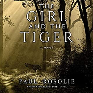The Girl and the Tiger cover art