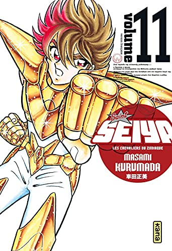 Saint Seiya - Deluxe (les chevaliers du zodiaque) - Tome 11