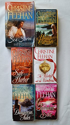 Drake Sisters Series set 1-7 (Sea storm-Magic in the Wind & Oceans of Fire,Wicked and the Wonderous-Twilight Before Christmas,Dangerous Tides,Turbulent Sea,Safe Harbor,Hidden Currents