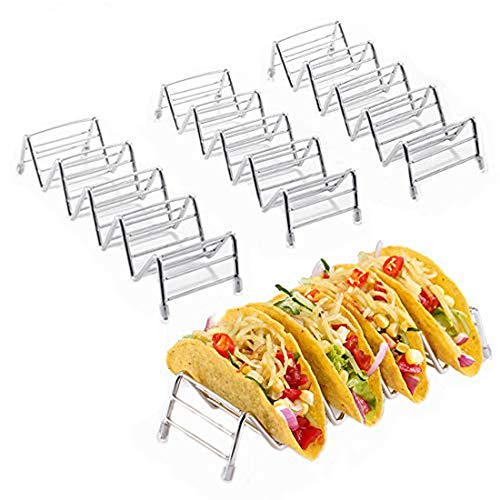 Taco Holder, Taco Rack Holders ,Good Taco Shell Holder Stand on Table ,...