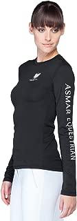 Noel Asmar Equestrian Long Sleeve T-Shirt (XXL, Plum)