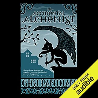 The Accidental Alchemist                   By:                                                                                                                                 Gigi Pandian                               Narrated by:                                                                                                                                 Julia Motyka                      Length: 9 hrs and 48 mins     4,113 ratings     Overall 4.2