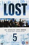 Lost: The Complete Fifth Season (5 Dvd) [Edizione: Paesi Bassi] [Edizione: Regno Unito]