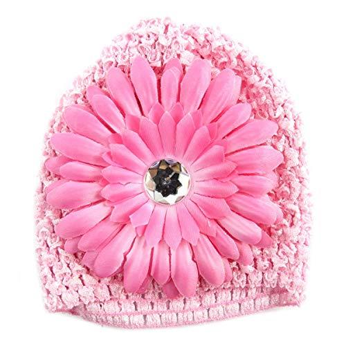 Les Trésors De Lily [Q5231 - Bonnet Enfant 'Petite Lily' Rose