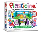 Plasticine Movie Maker Studio Toy, Multi-Colored