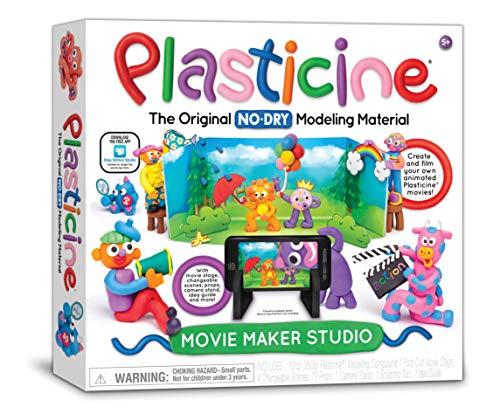 Plasticine Movie Maker Studio Toy