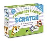 Coffret J'apprends à coder avec Scratch - 85 cartes pour s'initier à la programmation