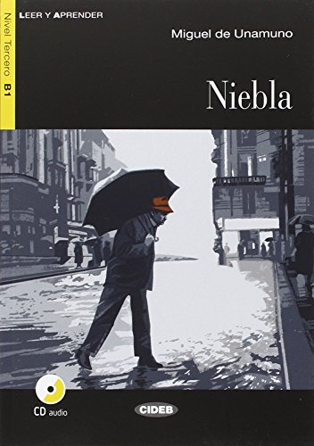 Niebla. Con CD Audio. Con espansione online: Niebla + CD + App