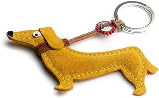 Neopren Schlüsselanhänger Schlüsselband Rauhaardackel Hunde dogs Rasse