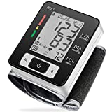 Digital Blood Pressure Monitors Fully Automatic Accurate Wrist Blood Pressure Monitor with Wristband Automatic Wrist Electronic Blood Pressure Monitor Perfect for Health Monitoring