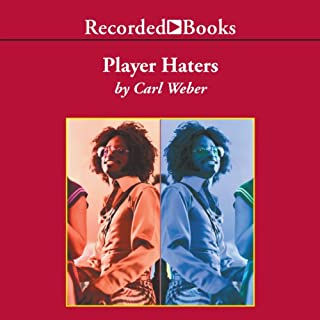 Player Hater audiobook cover art