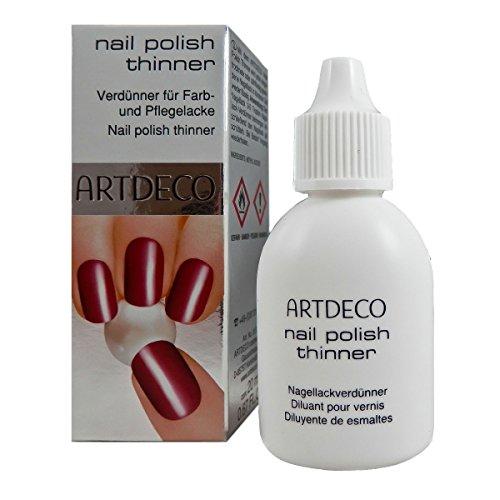 Artdeco Nagellack Verdünner, 1er Pack (1 x 20 ml)
