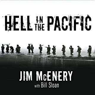 Hell in the Pacific cover art