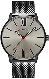 Curren Casual Watch For Men Analog Stainless Steel - 8238