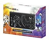 Nintendo New 3DS XL Solgaleo Lunala Black Edition...