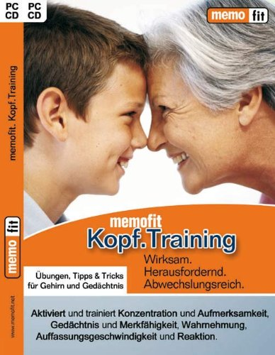 memofit - Kopf.Training